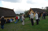 Nibe kaaglaug ved Vikingecenter Fyrkat, Hobro