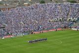 Dublin versus Westmeath. August 2006. Gaelic Football.
