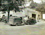 Oats Garage July 14 1947