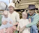 richard e jones family 1916