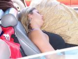 Nascar #8 Girl April 2006
