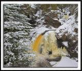 Winter Wonderland on the Cascade River