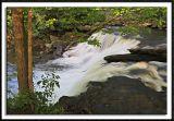Upper Falls On Minneopa Creek