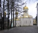 The Trinity Cathedral. XIV century