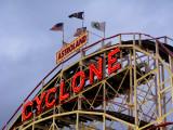 Cyclone, Coney Island, NY,