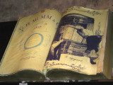 A book dated 1827 is kept in the cellar