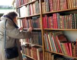 Antique books galore