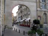 Leaving the Place de la Carrière