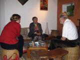Reunion dinner at Clérey