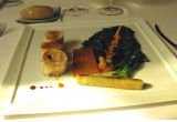 Main dish - volaille as small roulades
