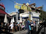 Paul Bert flea market at the