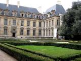 Hotel de Sully in the Marais
