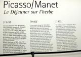 based on Manet's Dejeuner sur l'herbe