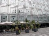 Institut du Monde Arabe with its