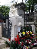 Chopin's tomb