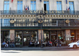 Café at the Place de l'Opera