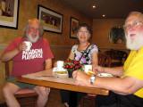 Breakfast at the River Garden Inn