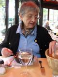 At a café on the avenue des Gobelins