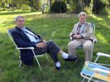 At the Bois de Boulogne/Longchamps