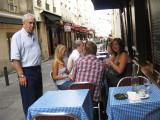 Basque restaurant Les Bugnes