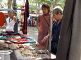 The market at Place Monge