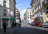 Rue Lacépède looking west