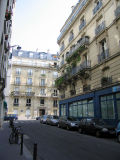 More of rue de la Clef and its balconies