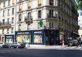Drug store on rue Monge