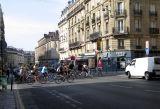 Rue Monge facing south
