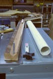 Pipe with jig components