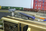 Engine Terminal track extensions and new track