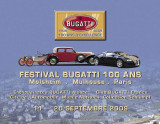 Centenaire Bugatti.