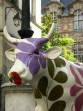 Une jolie fleur dans une peau de vache,
