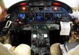 CitationX cockpit