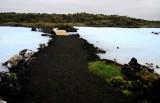 foot path blue lagoon