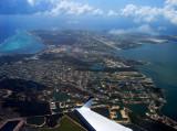 Leaving Cayman Island