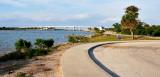 S curve to Sebastian bridge