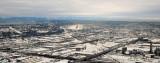 white Boeing Field