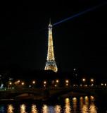 Eiffel and light