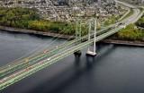 New Tacoma Narrow Bridges