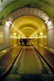 first car tunnel under Hamburg channel