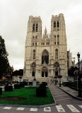 St Michel Cathedral Brussels