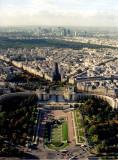 Palais de Chailot and La Defense