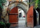 multiple entrances