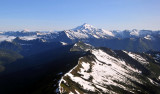 clear morning near Glacier Peak