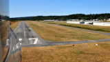 Runway 27 Port Townsend Airport