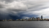convergence zone in Seattle