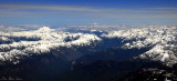 Glacier Peak and eastern Cascade Mountains