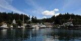 Picturesque Roche Harbor WA