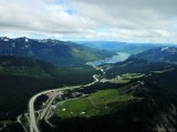 Snoqualmie Ski area and I-90